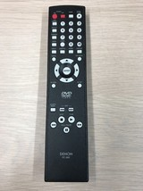 DENON RC-982 Remote Control Tested And Cleaned                             R2