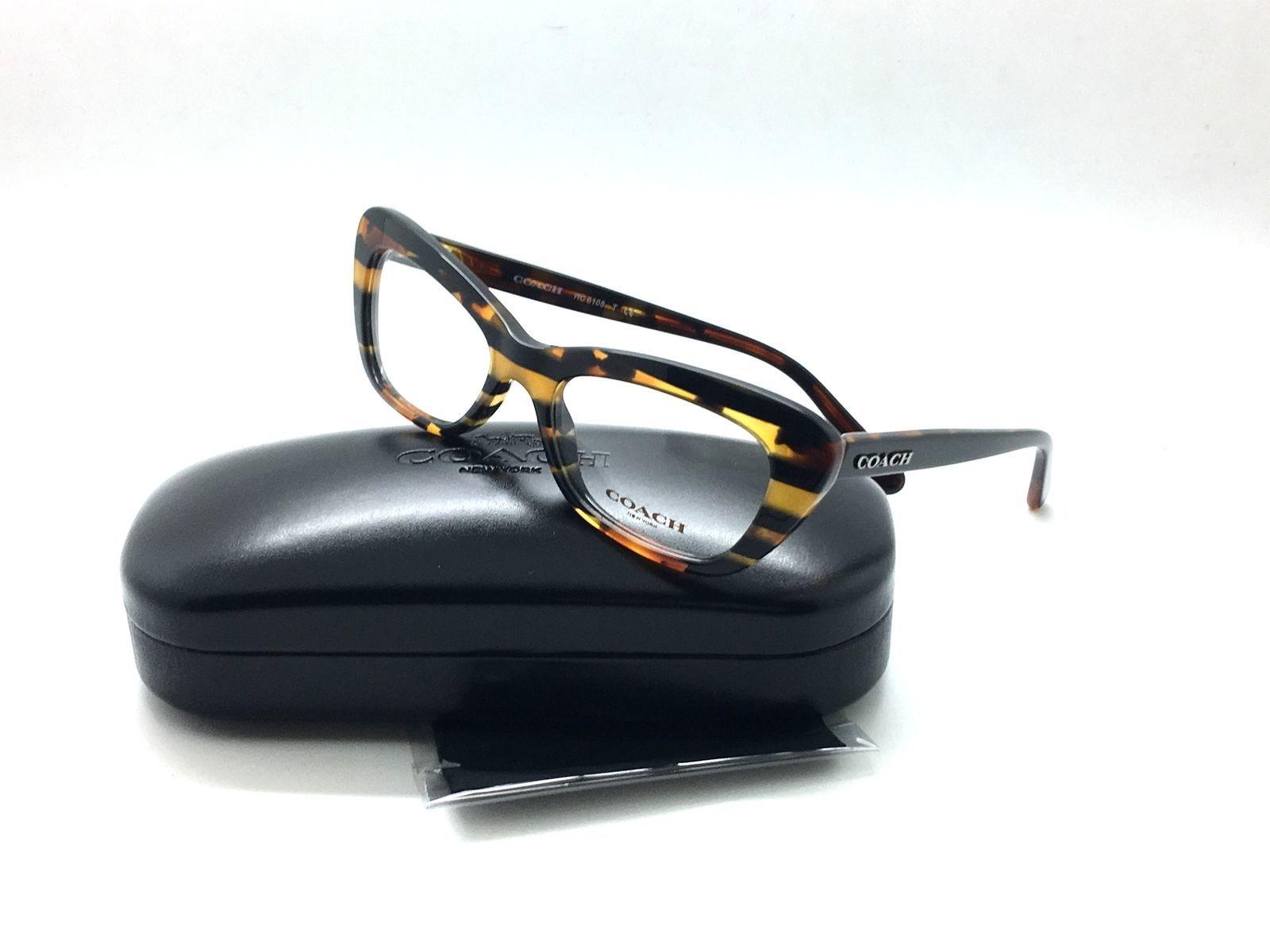 a0755dce06e5 Coach Women Tortoise Cats Eye Eyeglasses HC and 50 similar items. S l1600