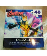 48 Piece Puzzle Marvel Avengers New Sealed - $6.92