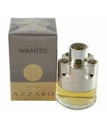 Azzaro Wanted  cologne edt 3.4 oz 3.3 NEW IN BOX - 3.4 oz / 100 ml - $38.60