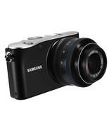 Samsung EV-NX100 Digital SLR with 14.6 MP and HD Recording - £432.59 GBP