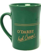 "Vintage O'Darby Irish Cream Mug Pub Pitcher 4"" Carrigdhoun Ireland   - $11.39"