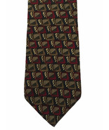 J Garcia Tie Butterly Trap Collection Fourteen 1996 Made in USA Silk Nec... - $9.90