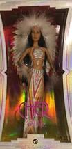 Barbie Cher Bob Mackie Native American Fantasy NIB CHEROKEE INDIAN BARBIE - $168.29