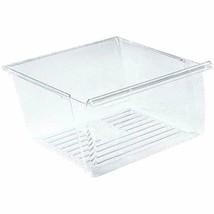 Refrigerator Crisper Pan Upper For Whirlpool ED25CQXHW00 ED2KVEXVL00 ED5... - $95.12