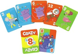Peaceable Kingdom Crazy 8s Card Game - $10.38