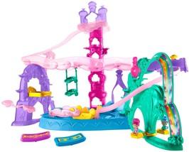 Fisher-Price Nickelodeon Shimmer & Shine Zahramay Falls Playset Girls To... - $66.09