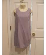 NWT $149 sag harbor petite fully lined machine wash sheath dress 8p - $39.59