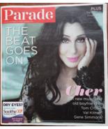 Parade Magazine: Cher, Brian Tyree Henry Nov 25 2018 - $2.95