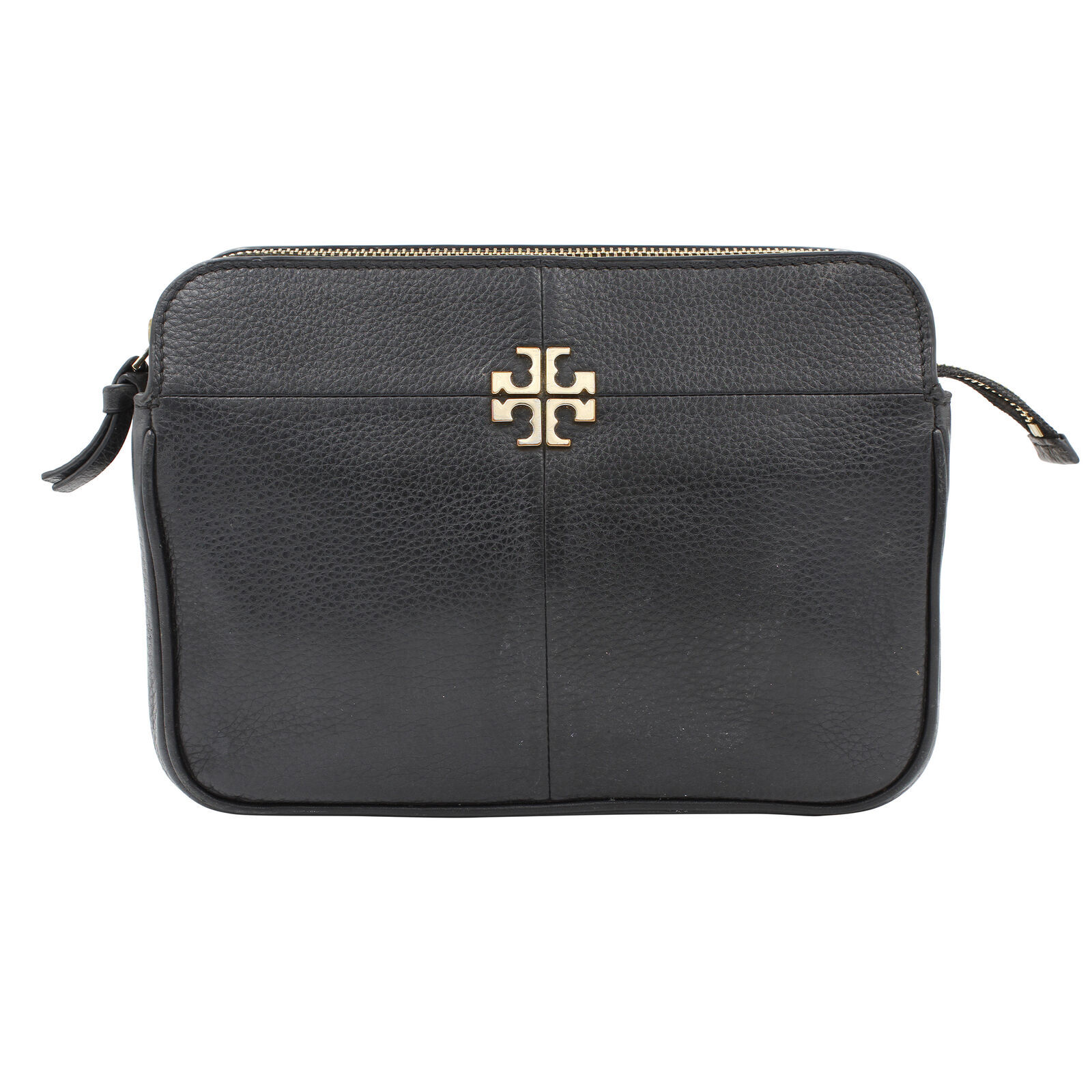 Tory Burch Corss body Leather Black Bag 29471-001