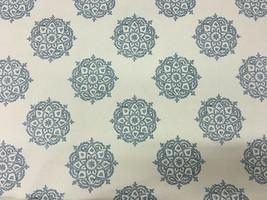 Laura & Kiran Tantra Handprint Blue 100% Cotton Multi-Purpose Fabric 4.1... - $54.86