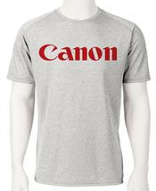 Cannon dri fit graphic tshirt moisture wicking retro camera spf active wear tee thumb200