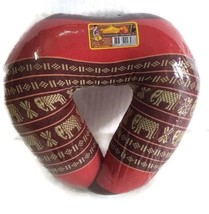THAI pillow neck head cushion kapok 100% filled traditional rest support... - €13,23 EUR
