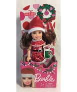 Barbie Kelly Club Doll Christmas Holiday Target Exclusive Y1192 Brunette... - $16.95