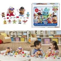 Mr Potato Head Disney/Pixar Toy Story 4 Andy'S Playroom Potato Pack Toy ... - $42.13