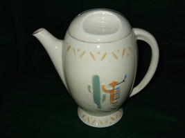 Vintage Porcelier China Teapot/Coffee Carafe - $39.99