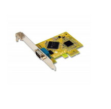 Dell1 RS-232 PCI-E Mini HH Interface Card 0D39K1 D39K1 TESTED WORKING L CCC - $11.00