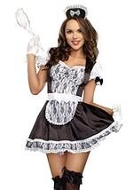 81403df4024 Dreamgirl Womens Naughty Secrets Babydoll with Wrist Restraints Dreamgirl  Women   s Naughty Secrets Babydoll