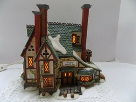Department 56 Dickens  Village Abbington Lockside Inn (#5-11-28-) - $47.52