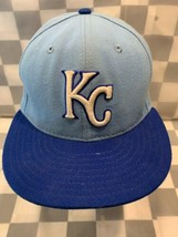 Kansas City Royals Baseball Kc MLB Taille 7 Ajusté Adulte Chapeau - $12.14