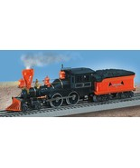 LIONEL- 18730 HALLOWEEN GENERAL ENGINE & TENDER - BOXED - LN - A2 - $195.02