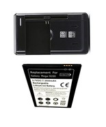 Samsung Galaxy Mega SPH-L600 Sprint Battery + External Charger Travel Wa... - $18.44
