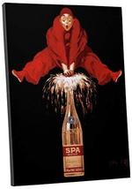 "Pingo World 0616QP2TFOY ""Spa Champaign Vintage"" Advertising Poster Gallery Wrapp - $57.37"