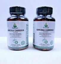 HERBALTREE Garcinia Cambogia- 60% HCA 1000mg 90 VEGETARIAN Capsules Weig... - $21.73