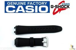 CASIO G-Shock G-3100 Original 17mm Black Rubber Watch BAND Strap G-3110 - $44.95