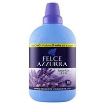 Felce Azzurra Lavender and Iris Softener Concentrated 750ml 25.3 fl oz - $9.80