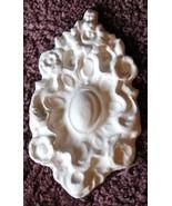Mold, Plaster Mold, DC Medallion Mold, Concrete Mold, Craft Mold - $7.99