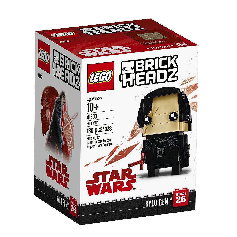 LEGO Brickheadz Star Wars Kylo Ren (41603) Building Toy [New]