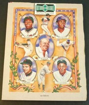 1991 National Baseball Hall of Fame & Museum Yearbook - $14.85