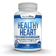 Healthy Heart - Heart Health Supplements. Artery Cleanse & Protect. Support Arte