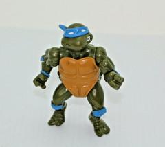 1988 TeenAge Mutant Ninja Turtles TMNT Playmates Toys Leonardo Used  - $8.90
