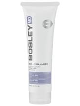 Bosley BosVolumize Style+ Blow Dry Gel,  5.1 oz
