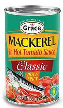 Grace Mackerel in Hot Tomato Sauce  - $6.93