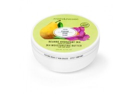 Fruits & Passion  24h Moisturizing Body Butter  200 Ml - Pear Peony  - $19.79