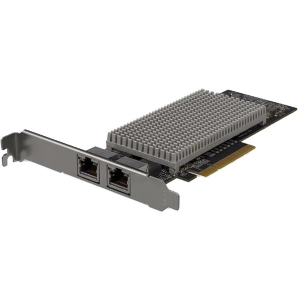 Primary image for StarTech.com ST10GSPEXNDP Dual Port 10G PCIe Network Adapter Card - Tehuti TN401