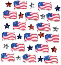 Jolee's Seasonal Stickers-July 4th - $10.19