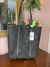 New Michael Kors Bag Sport Danika Large North South Tote Black B03 - $98.95
