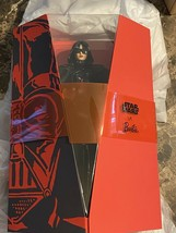 Star Wars A New Hope Darth Vader Barbie Signature Limited Edition NRFB NWT - $118.79