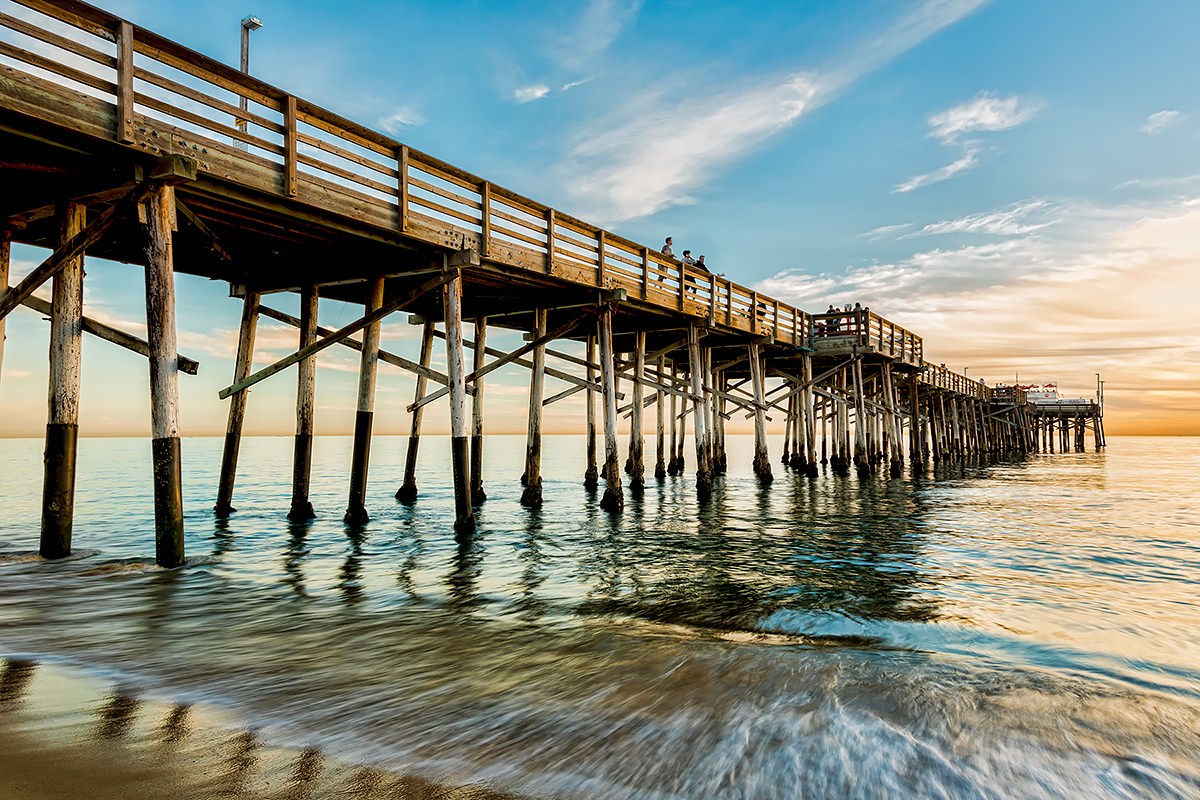 Balboa pier 1