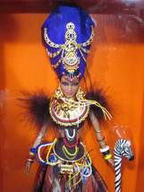 NEW in Box Tribal Beauty Barbie 2012 Gold Label Global Glamour Doll NRFB - $149.00