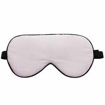 moonsix Mulberry Silk Eye Mask Blindfold Eyeshade Super Smooth Sleeping ... - $10.52