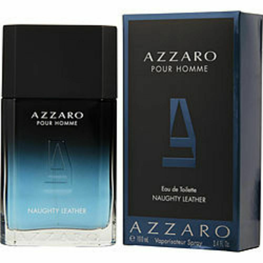 Primary image for New AZZARO NAUGHTY LEATHER by Azzaro #329830 - Type: Fragrances for MEN