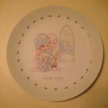 Precious Moments Enesco Easter 1990 Porcelain Collector's Plate Rare Brand New - $18.99