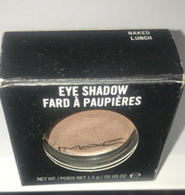 MAC Naked Lunch Eyeshadow. New In Box - $21.12