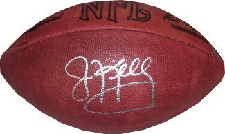 Primary image for Jim Kelly signed Official NFL Tagliabue Football