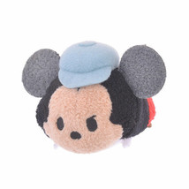 Disney Store Japan 90th 1941 Mickey Canine Caddy Mini Tsum Plush New wit... - $10.39